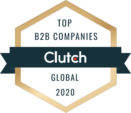 Solar Digital in TOP B2B Companies Clutch Leader Awards