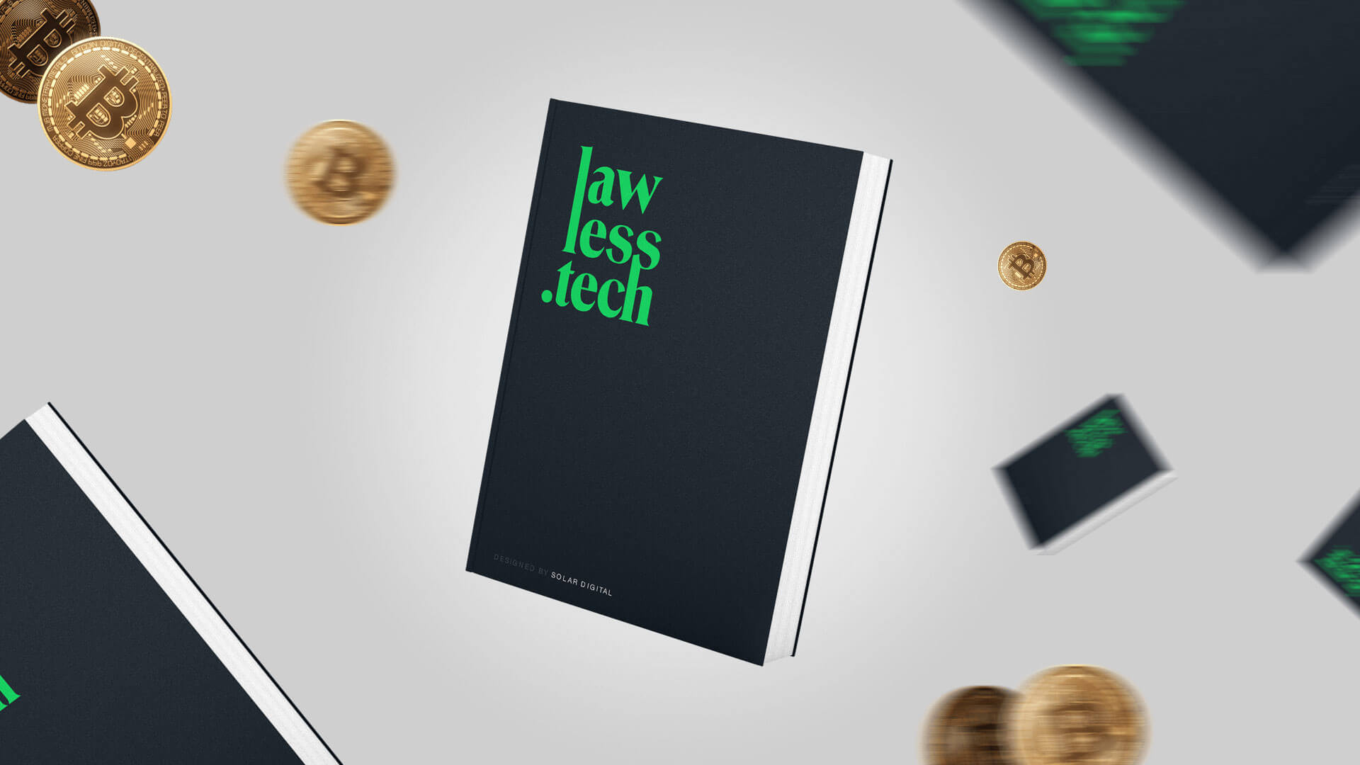 Lawless.tech Brand Identity