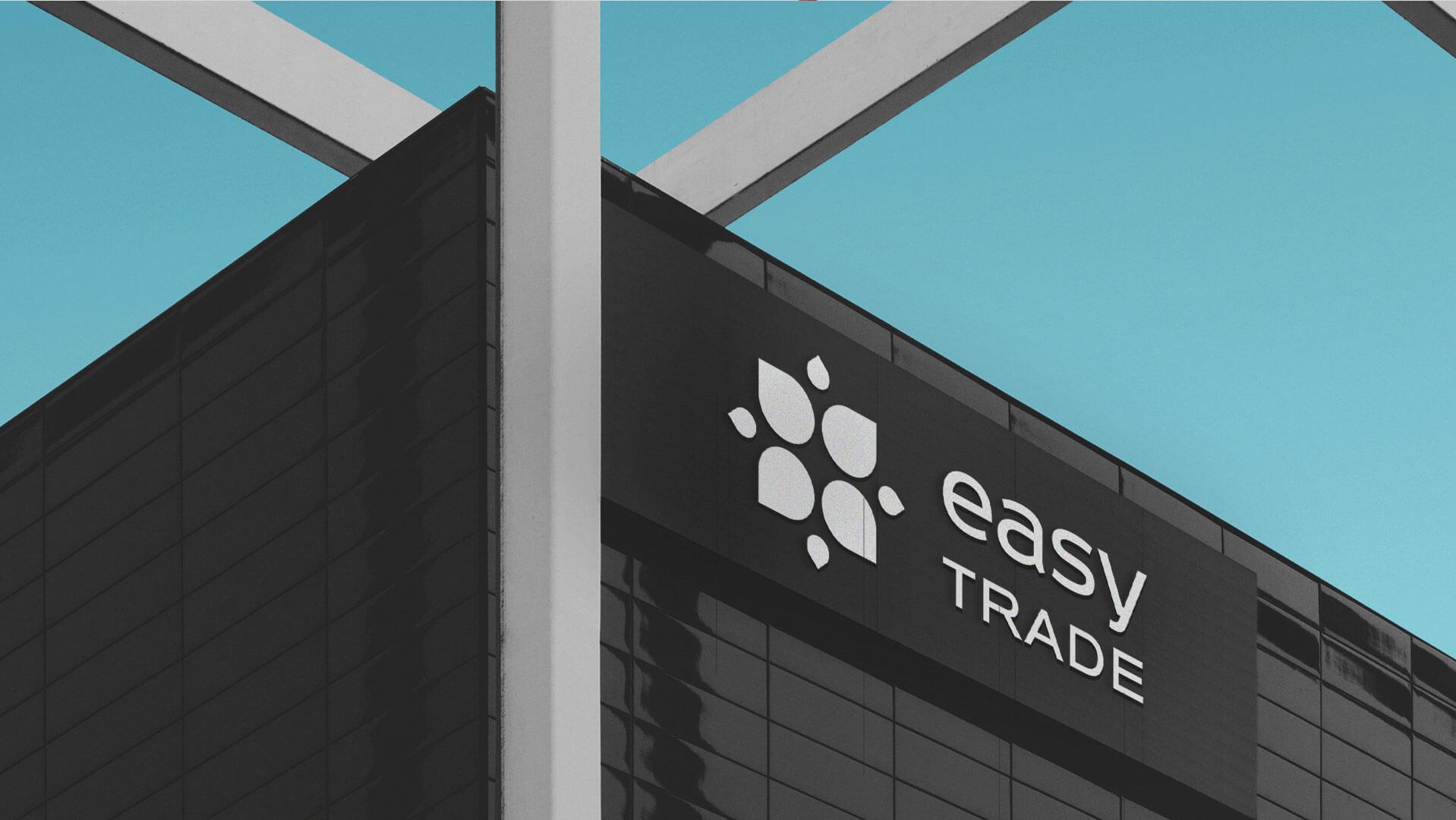 Easy Trade Brand Identity